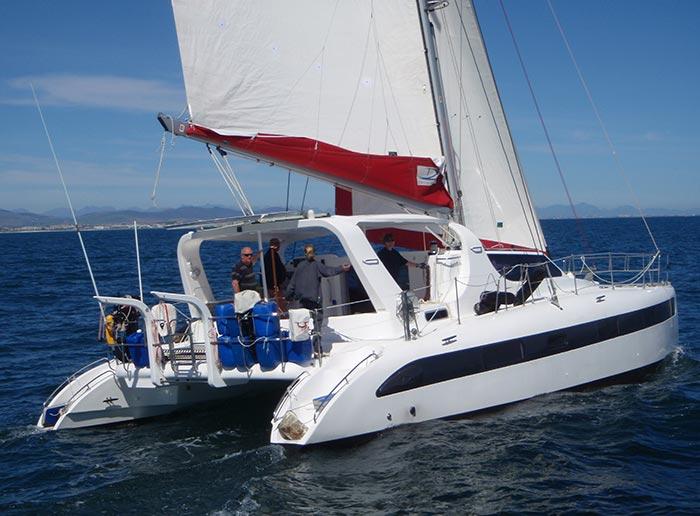 Dean catamaran Afrodite